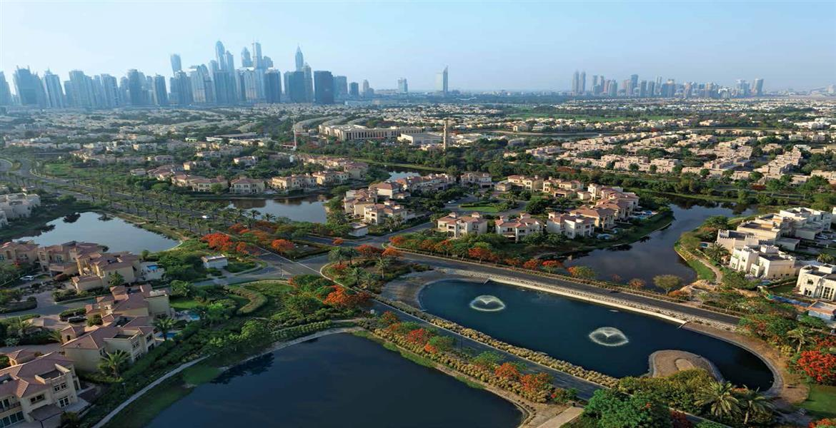 Prices Starting from AED 4.1 Million