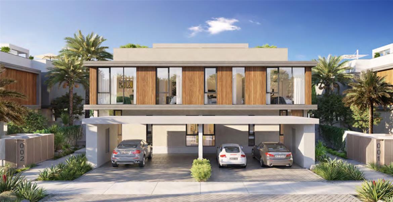 Offering 3 &amp; 4 Bedroom Luxury Villas<div>Starting From AED 3.03 Million</div>