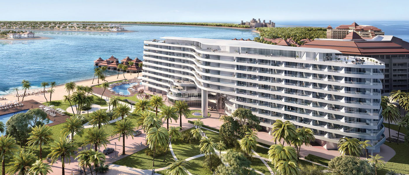 Azizi Mina Waterfront Apartments at Palm Jumeirah, Dubai