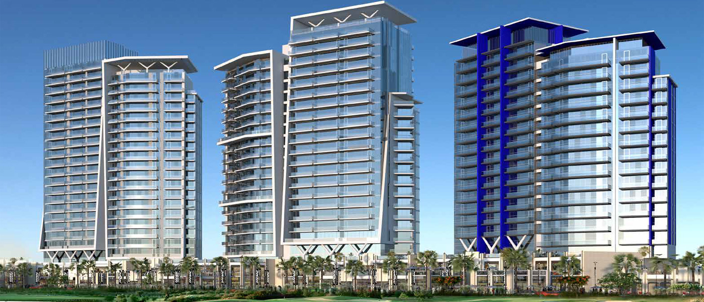 Kiara Apartments at Damac Hills by Damac Properties