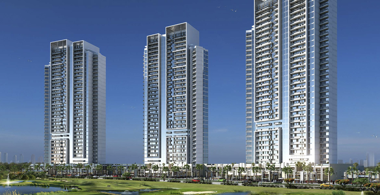 Bellavista Apartments by Damac Properties at Damac Hills, Dubai
