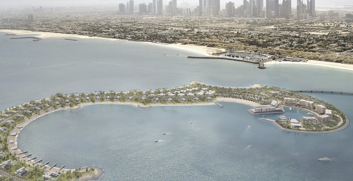 Plots/Land for Sale at Jumeira Bay in Dubai