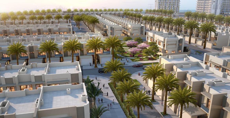 MAG Eye in Meydan Dubai