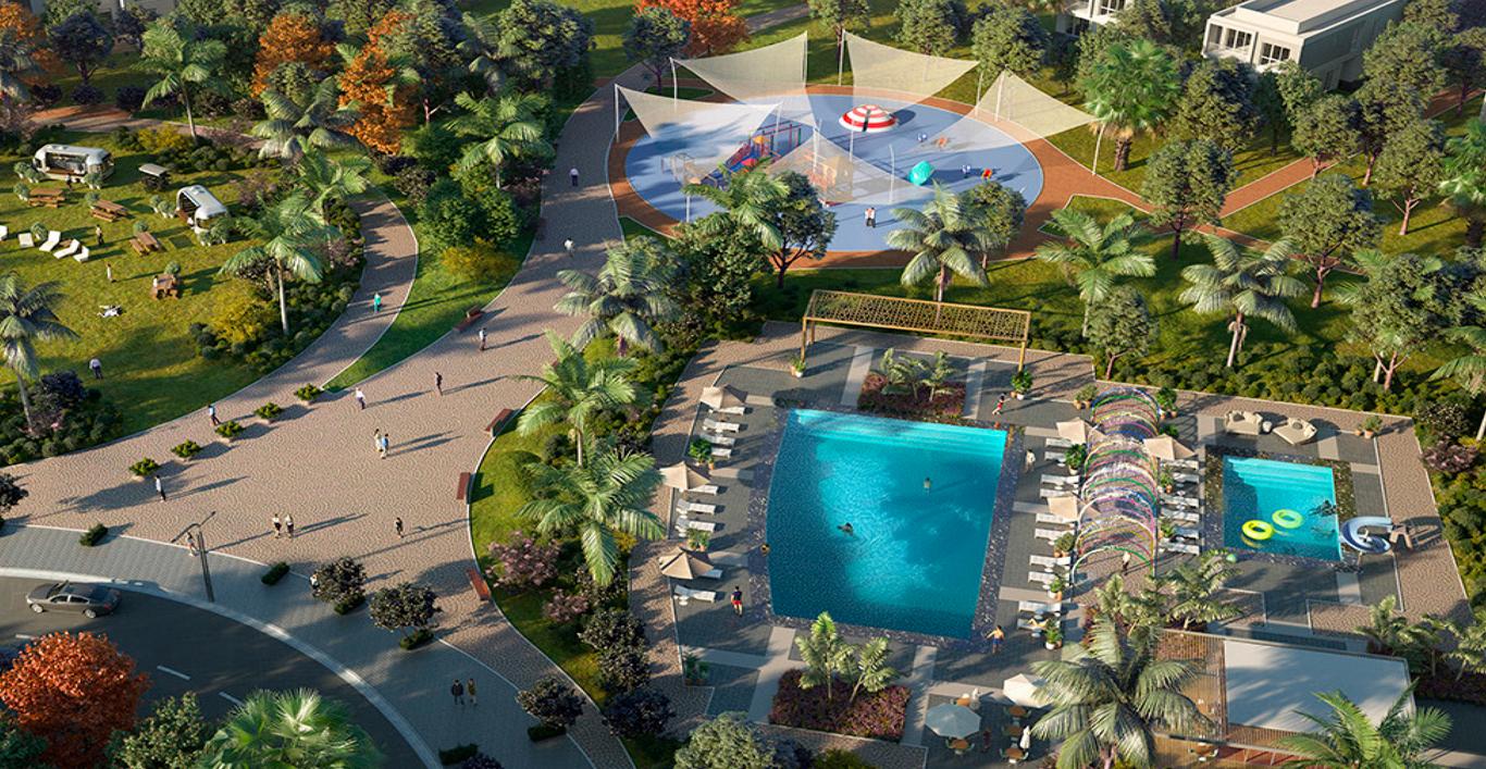 Villanova La Rosa by Dubai Properties