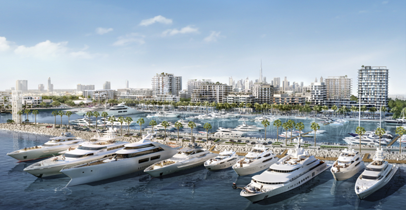 Upcoming New Waterfront Community
