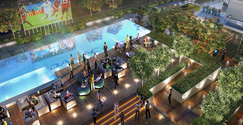 Damac Z Possible - Zada at Business Bay, Dubai