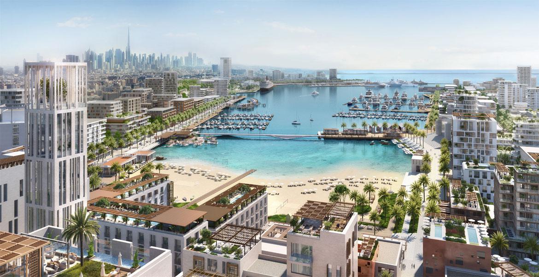 Seashore at Mina Rashid by Emaar Properties, Dubai