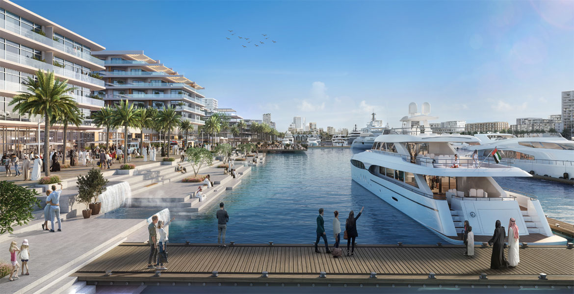 New Upcoming Residential Development by Emaar