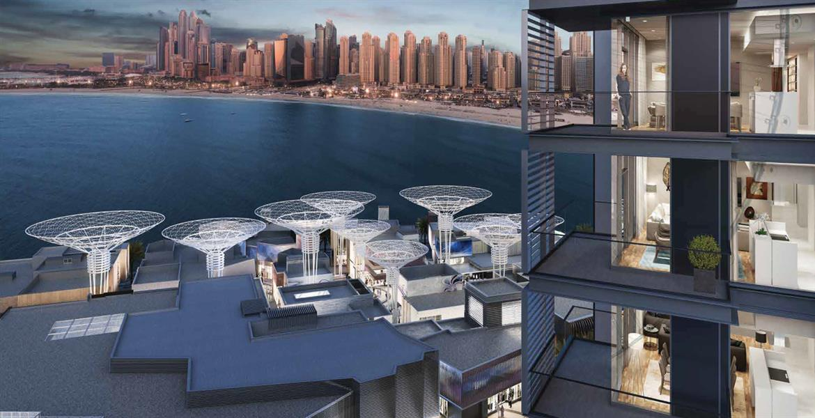 Luxury 1, 2 & 3 Bedroom Apartments and Penthouses