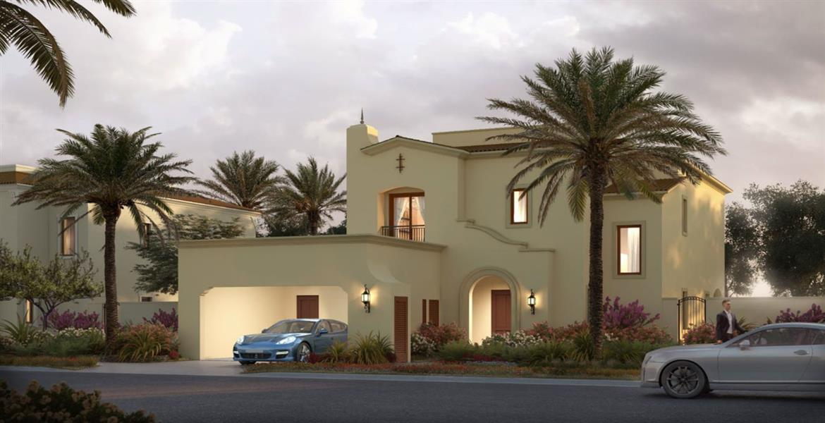 3/4/5 Bedrooms Stand Alone Villas