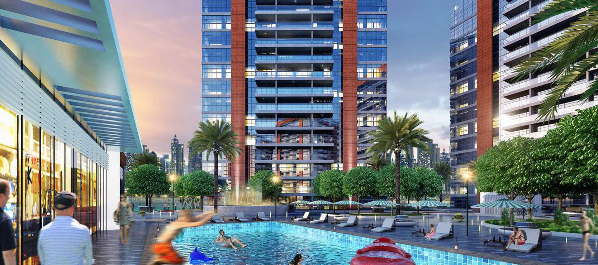 Luxury 1, 2 & 3 Bedroom Apartments
