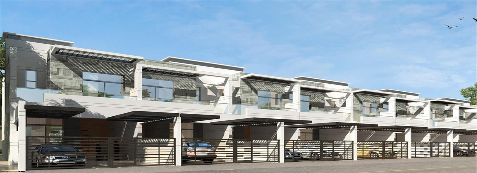 LUXURY 3 BEDROOM TOWNHOUSES WITH MAID ROOM