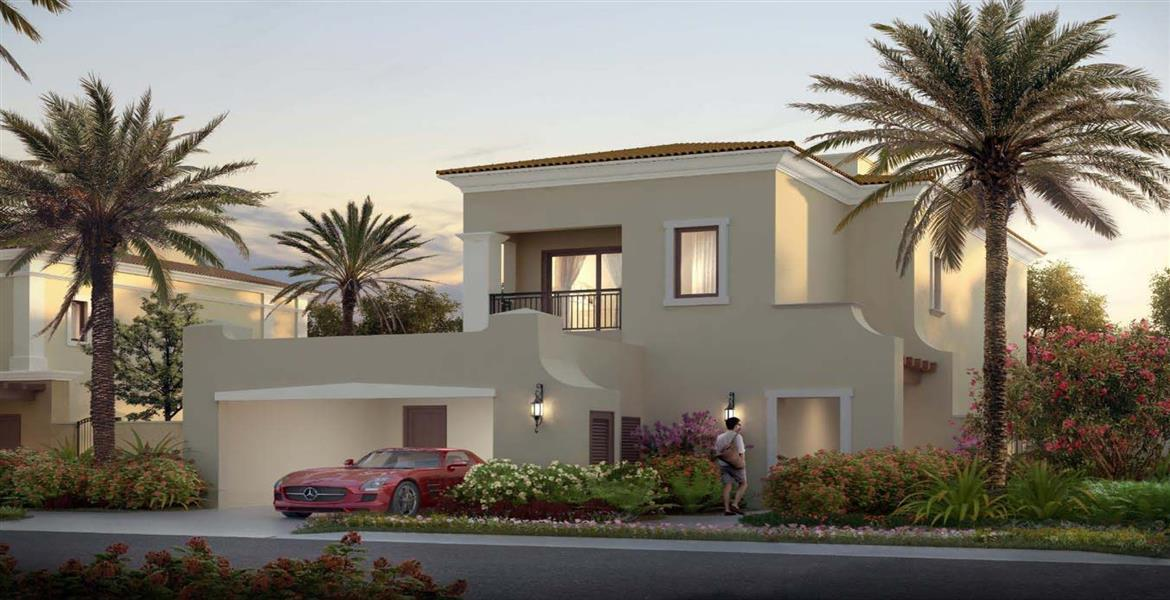 3/4/5 & 5+ BDR Villas & Townhouses