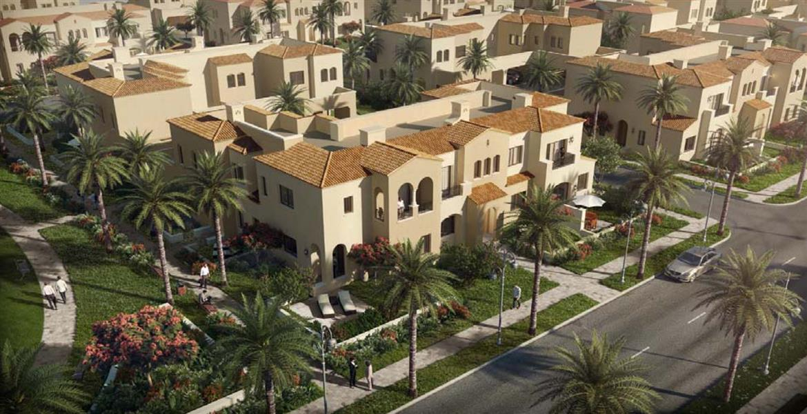 Amaranta 4 at Villanova in Dubailand, Dubai