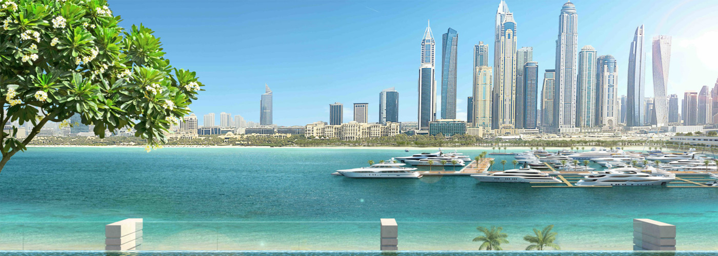 A Holiday Home at Emaar Beachfront