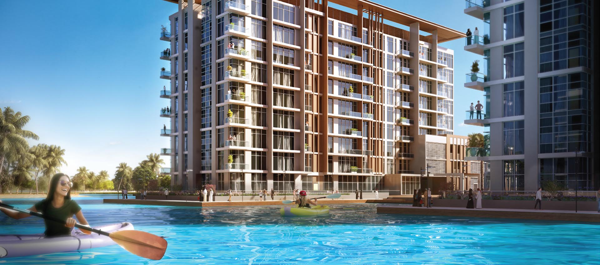 District One Residences 15 at MBR City, Dubai