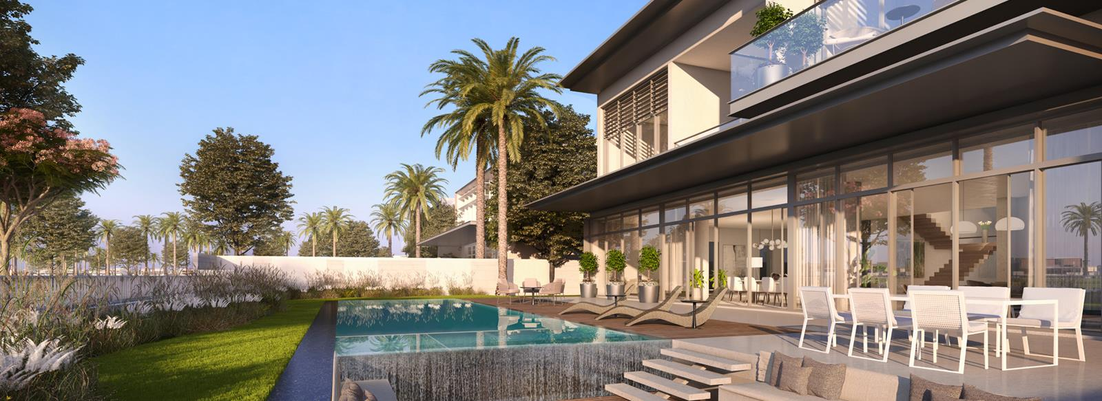 Upcoming development in Dubai Hills Estate