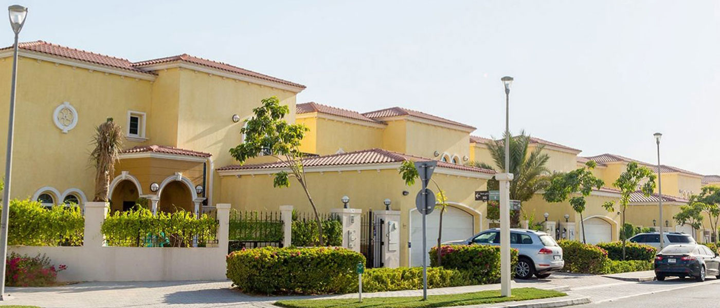 Heritage Jumeirah Park Villas at Jumeirah Park by Nakheel
