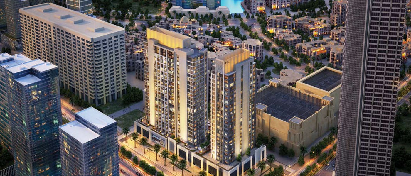 Bellevue Tower in Downtown Dubai - Dubai Properties