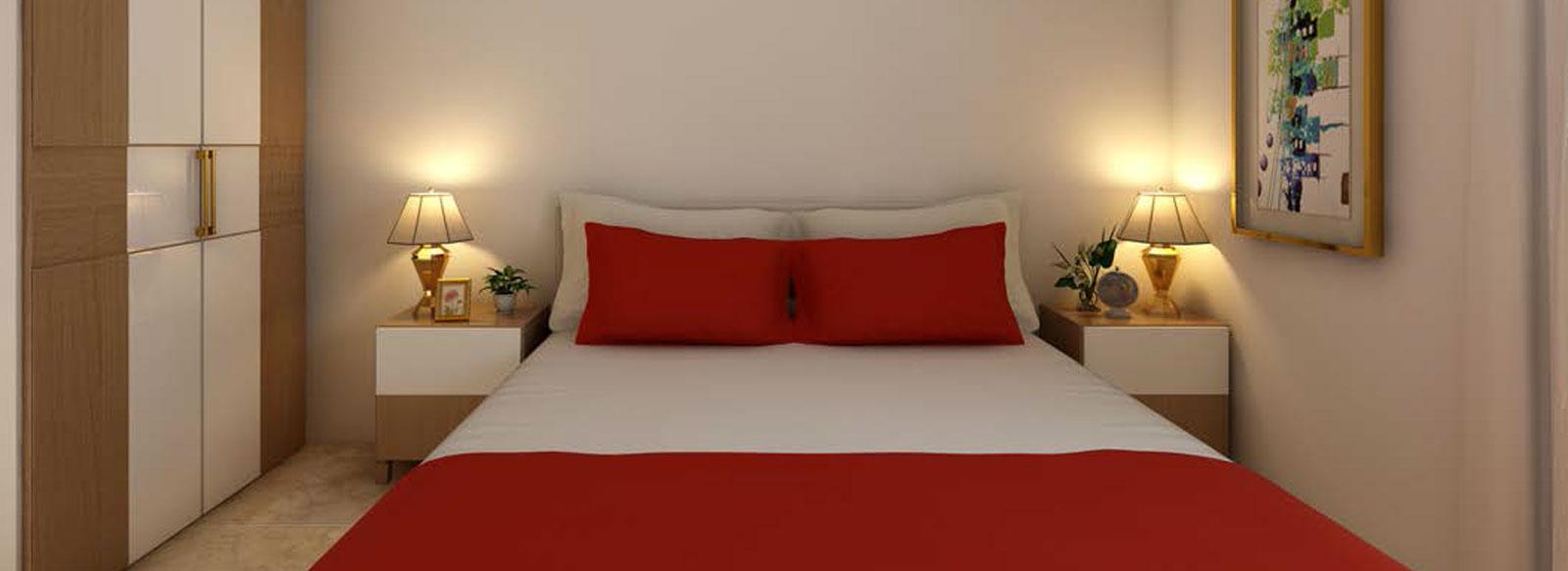 Luxury Studios, 1- & 2-Bedroom Apartments