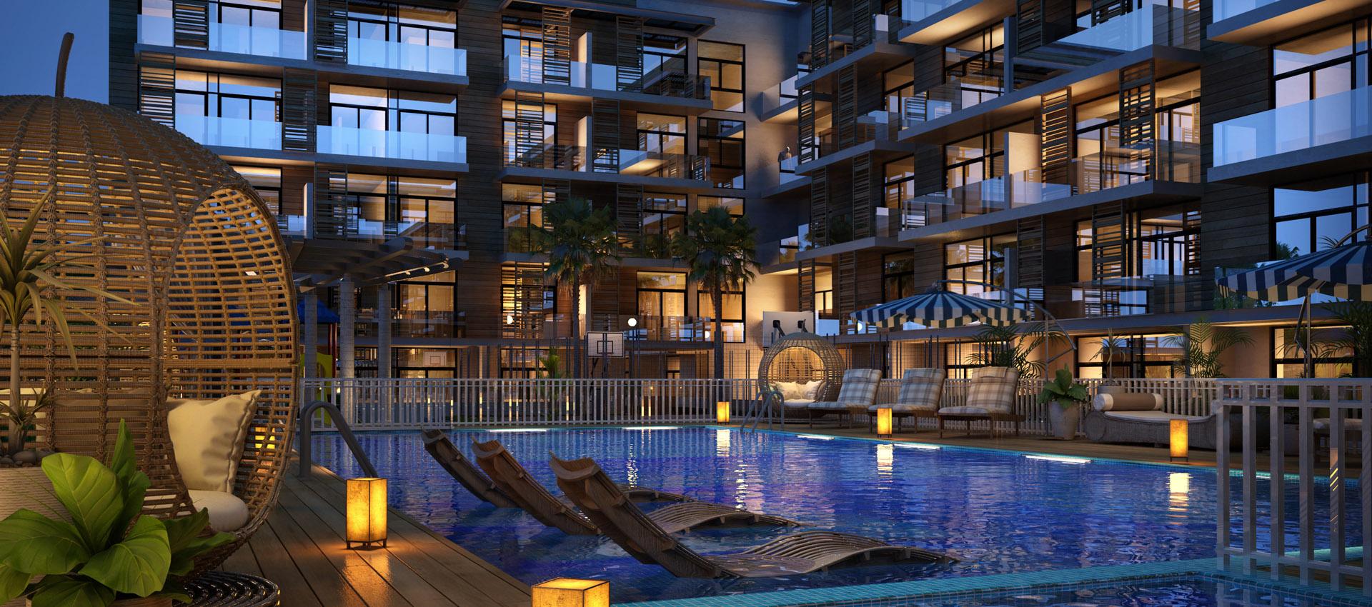 Rigel by Myra Properties at JVC, Dubai