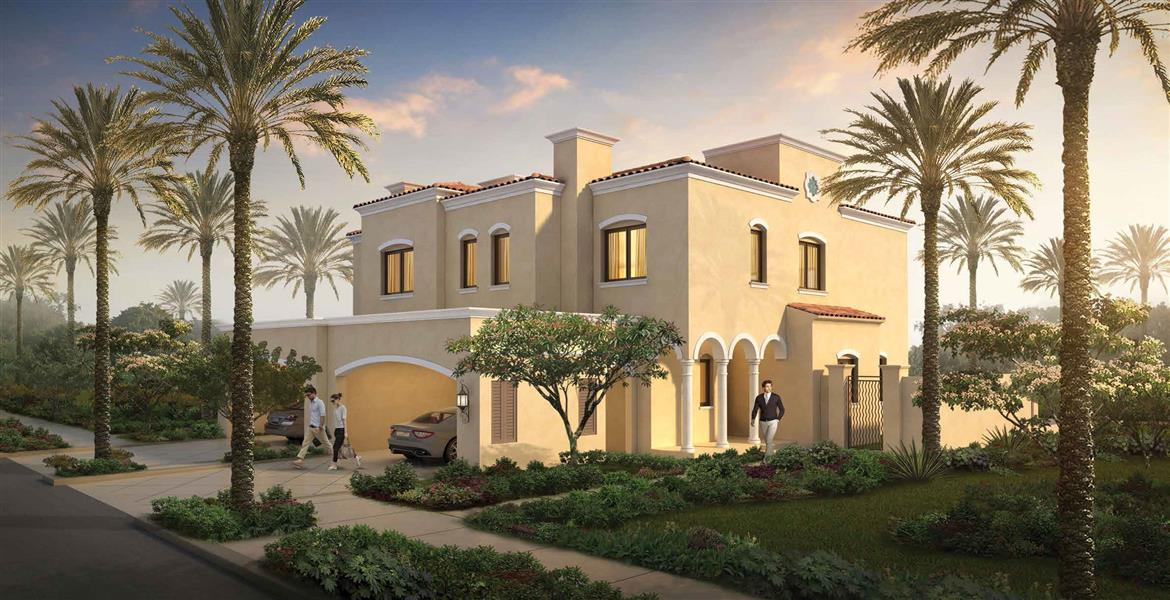 2/3 Bedroom Villas & Townhouses