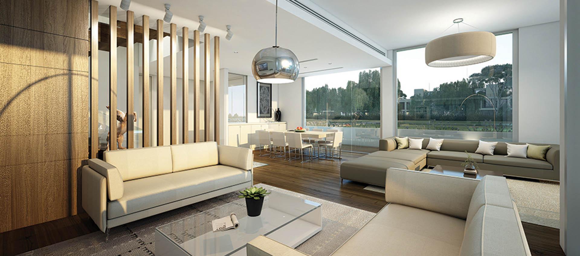 Luxury 3 & 5 Bedroom Townhouses