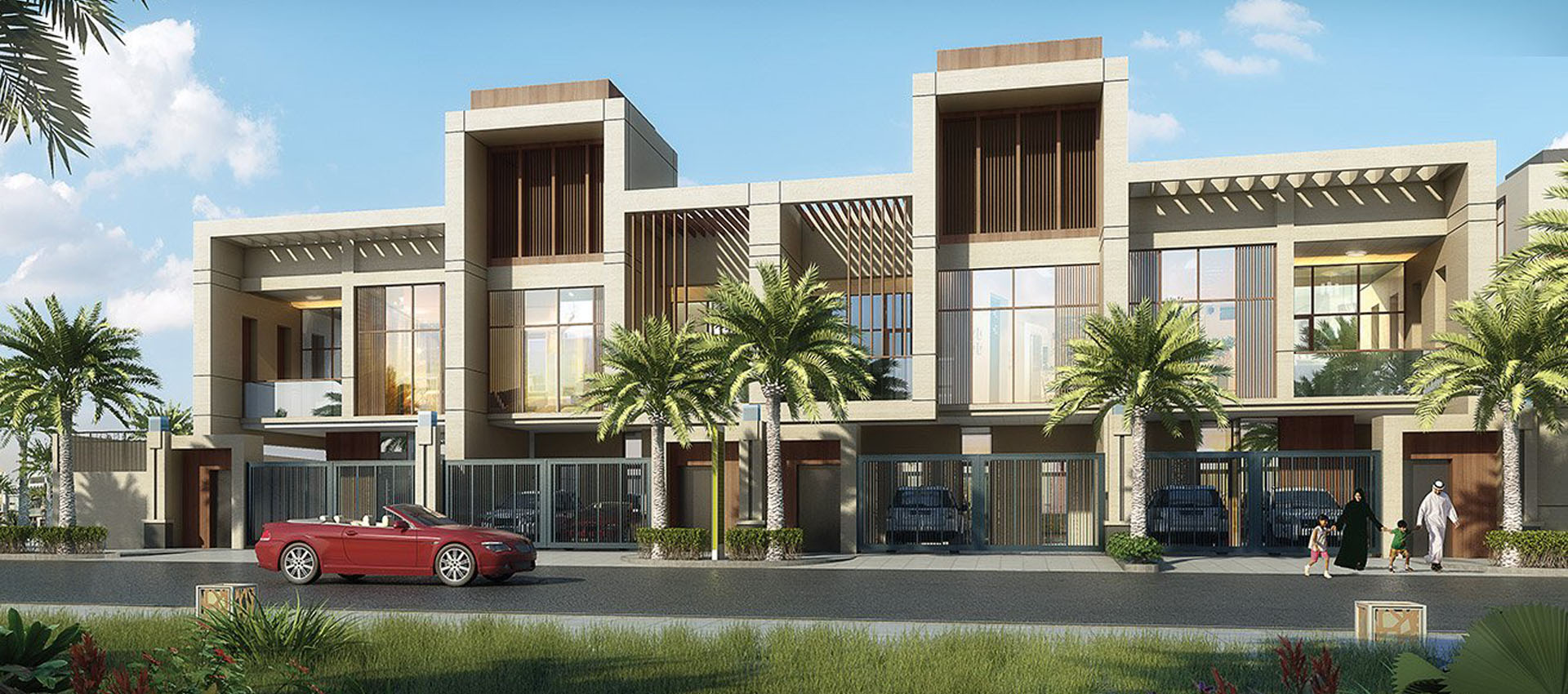 Wasl 51 Apartments | Villas at Jumeira in Dubai