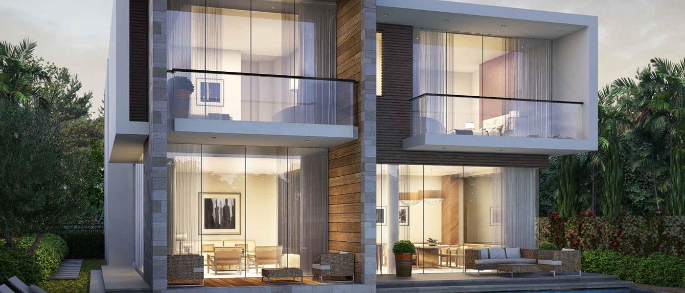 Akoya Fendi Styled Villas at Damac Hills, Dubai
