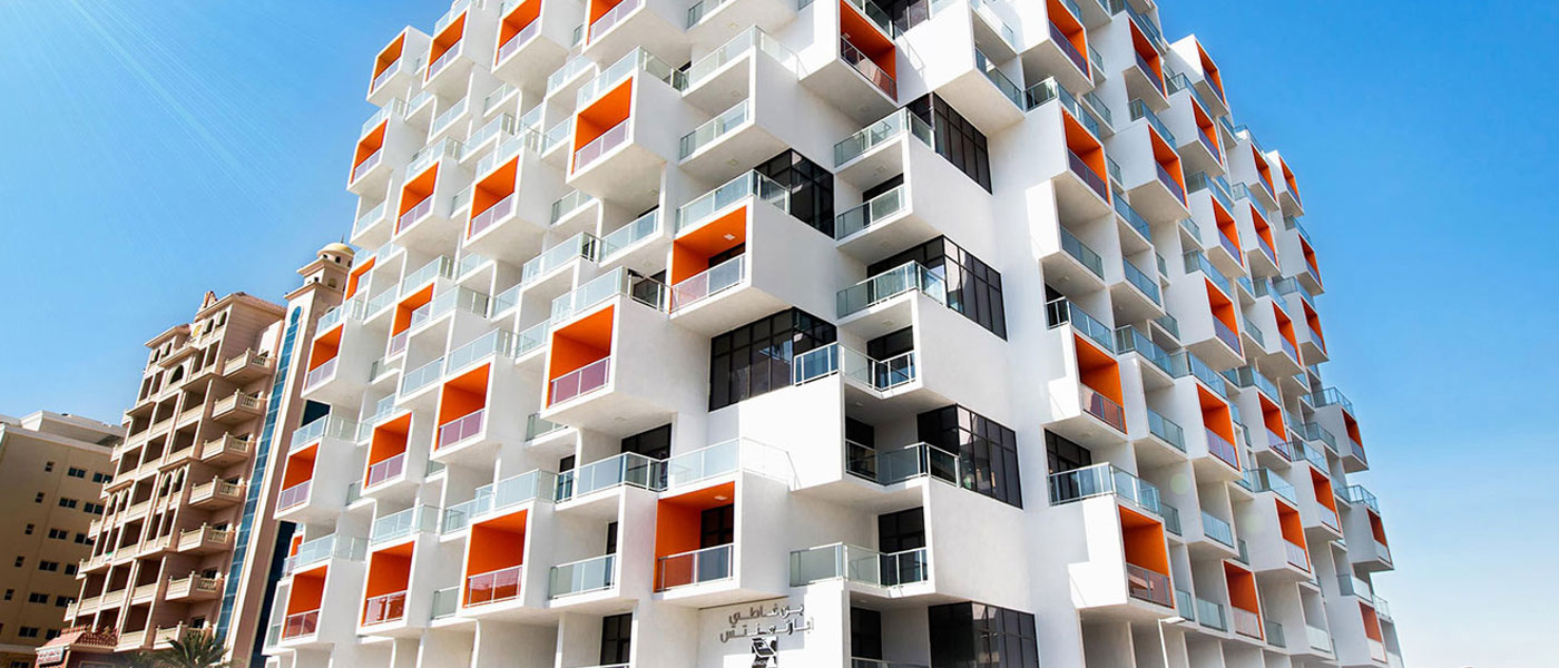 Offers a superior collection of apartments