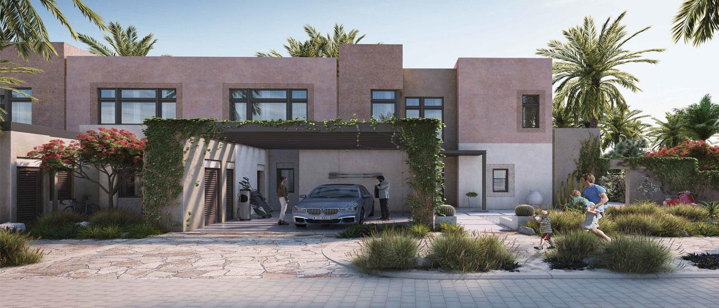 Offering 2, 3 & 4 Bedroom Semi-Detached Villas