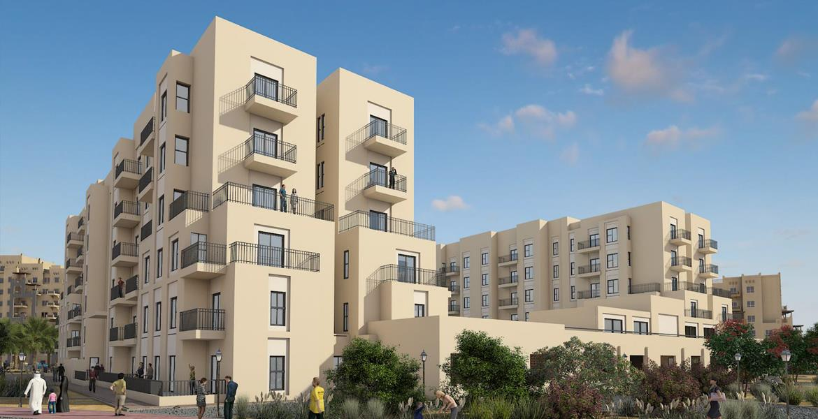 Remraam Apartments, Dubailand, Dubai