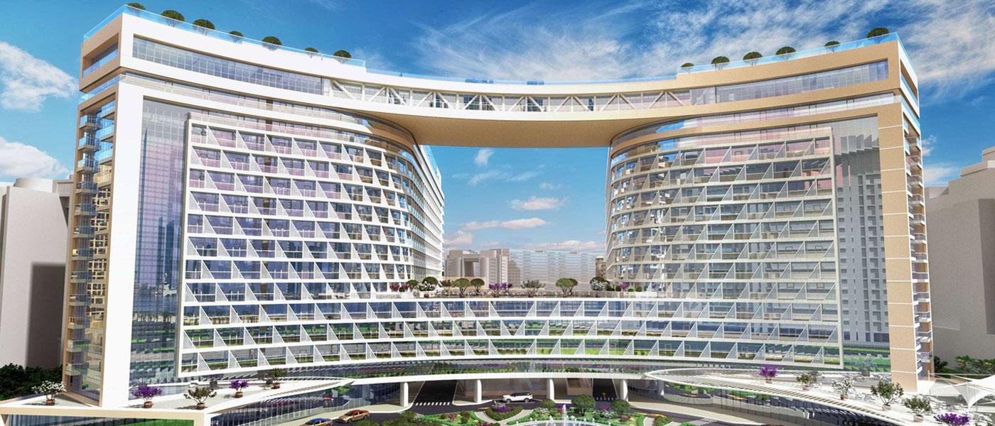 Seven Palm Residences at Palm Jumeirah, Dubai