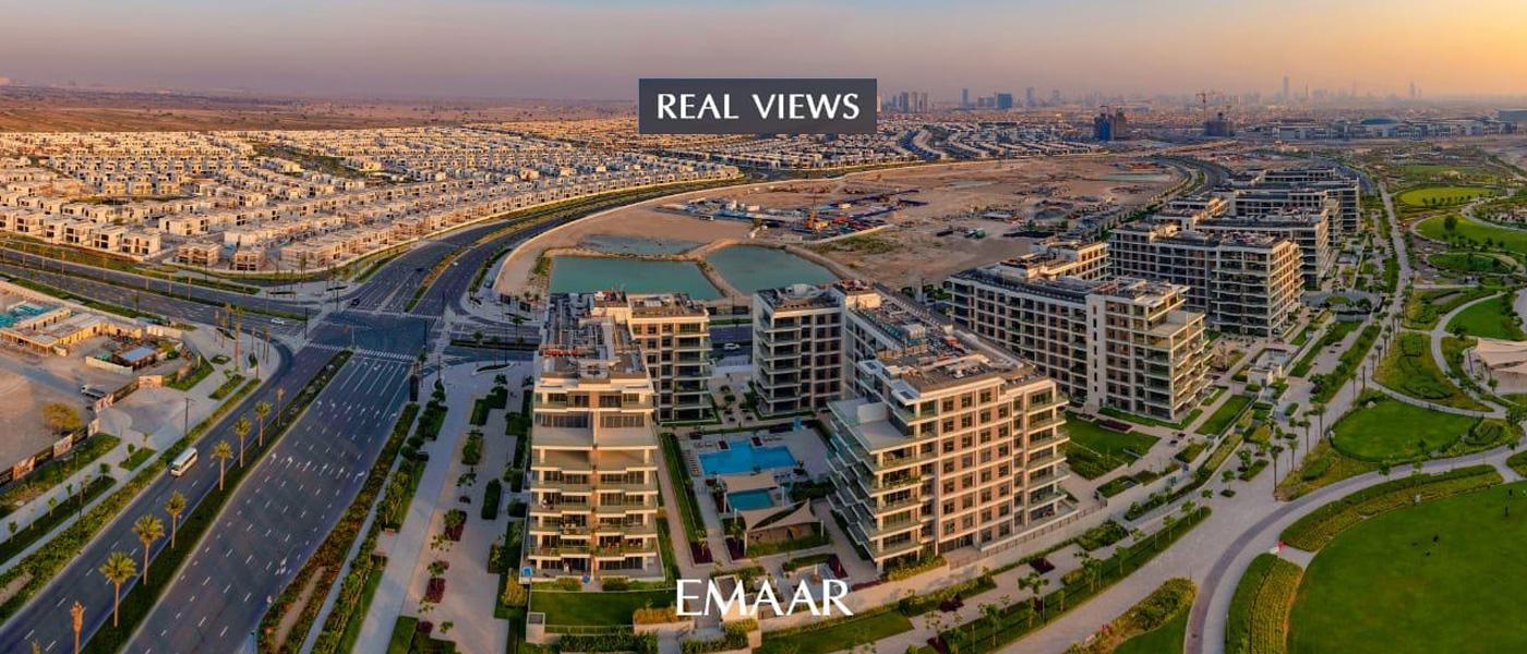 Green Square by Emaar Properties at Dubai Hills Estate