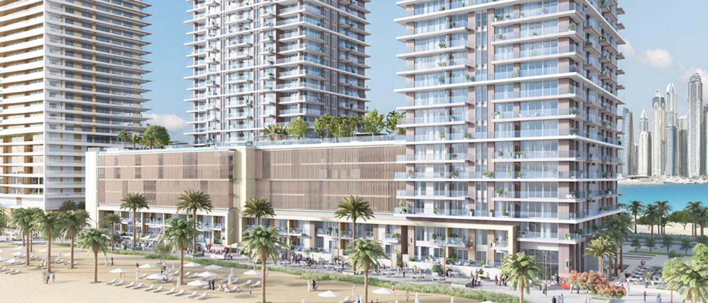 Beach Isle at Emaar Beachfront - Emaar Properties