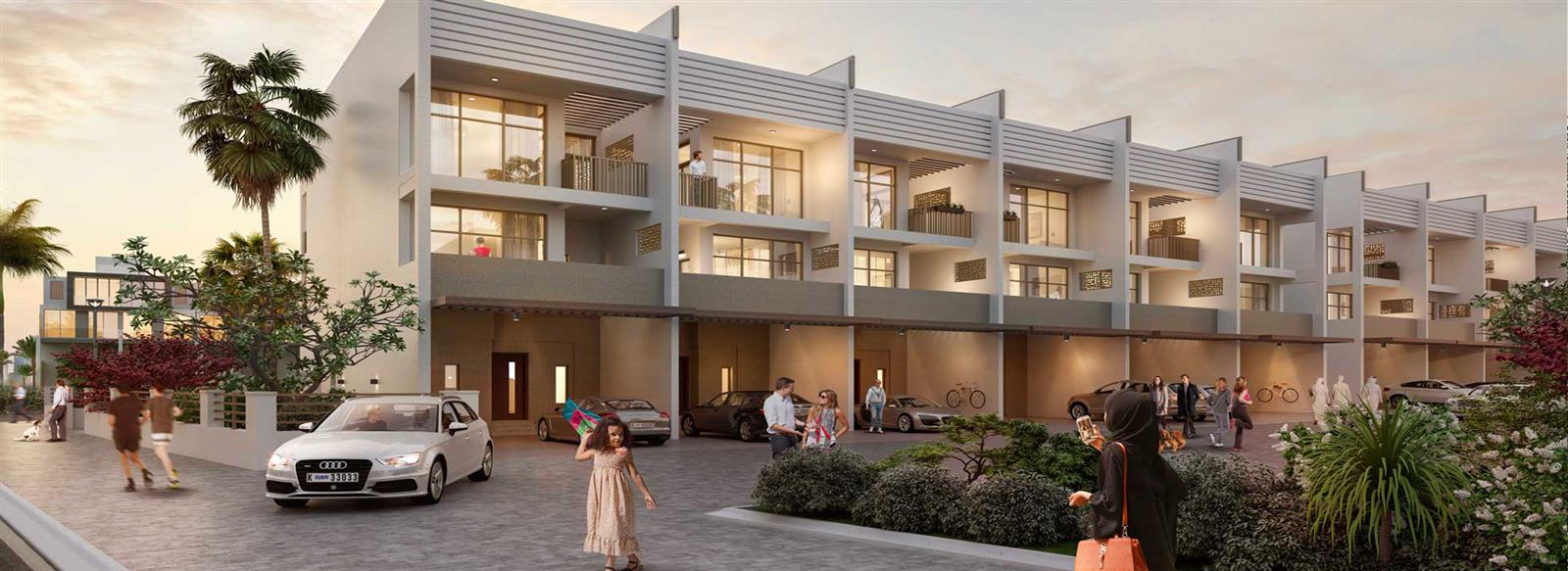 Luxury Designed Interior 4 Bedroom Townhouses