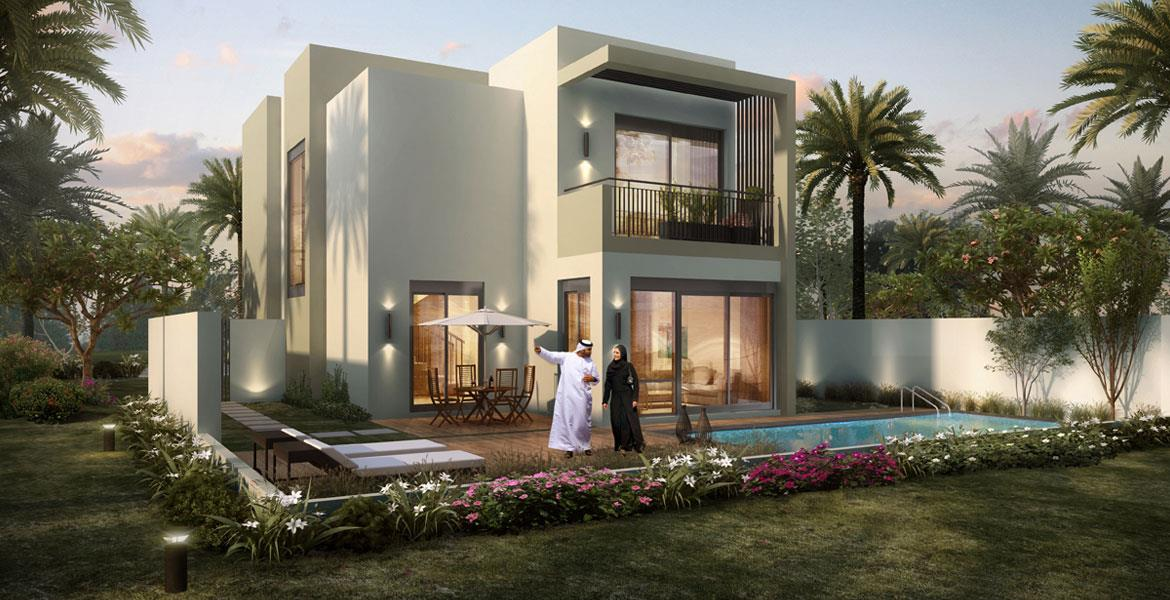 <div>3 BR Starting From AED 2,269,888</div>