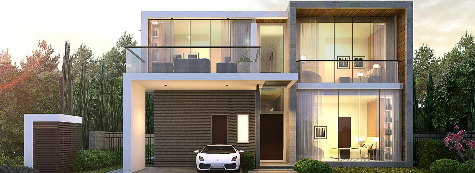 Luxury 3 & 5 Bedroom Townhouses and Villas,<div>Starting From AED 5,790,000</div>