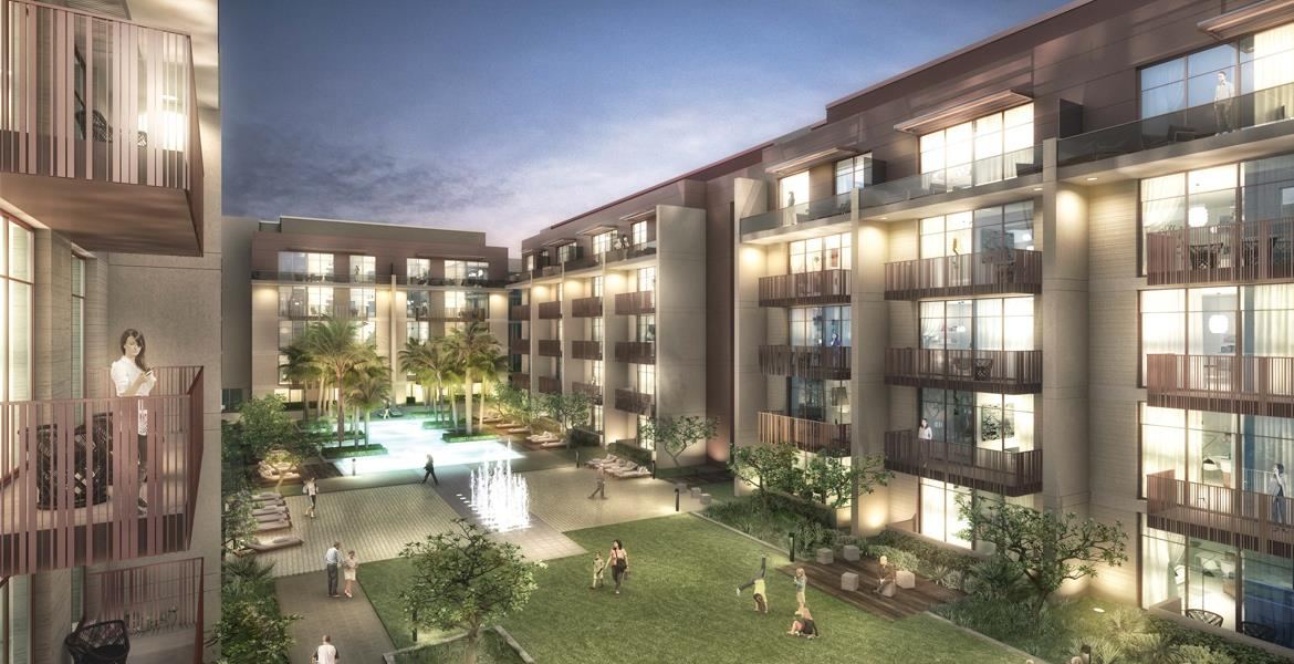 Studios, 1, 2 and 3 Bedroom Apartments & Townhouses