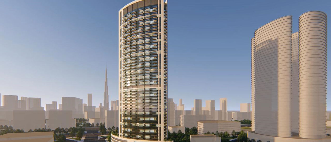 An Upcoming Development Comprising Luxury Apartments