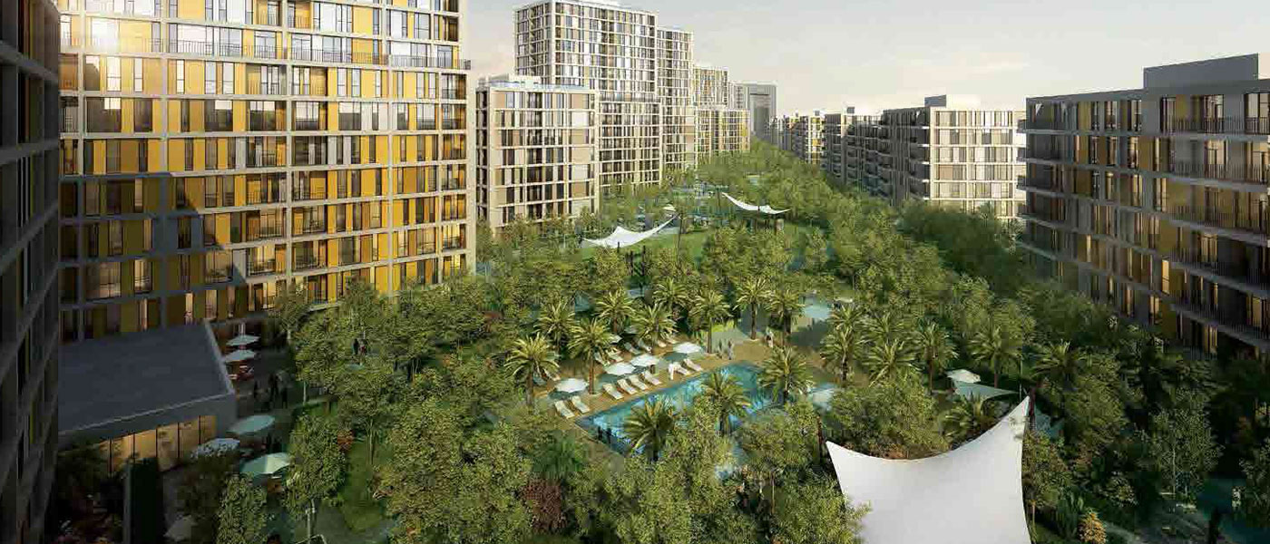 Midtown Mesk by Deyaar Properties at Dubai Production City