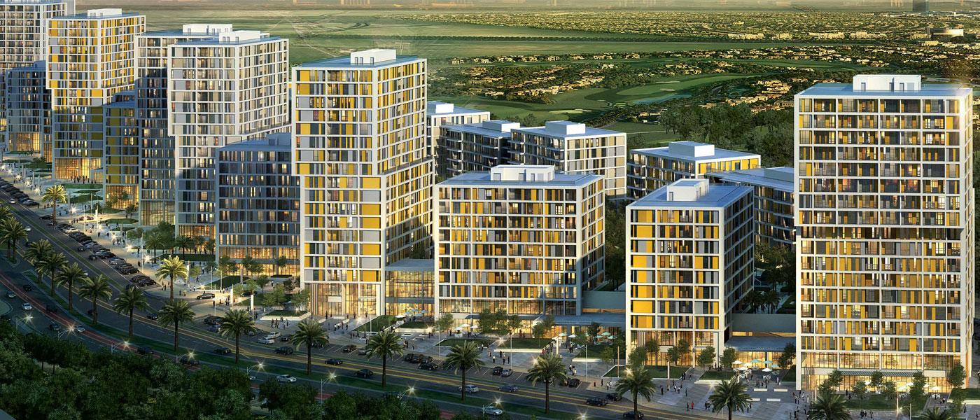 Midtown Noor by Deyar Properties at Dubai Production City