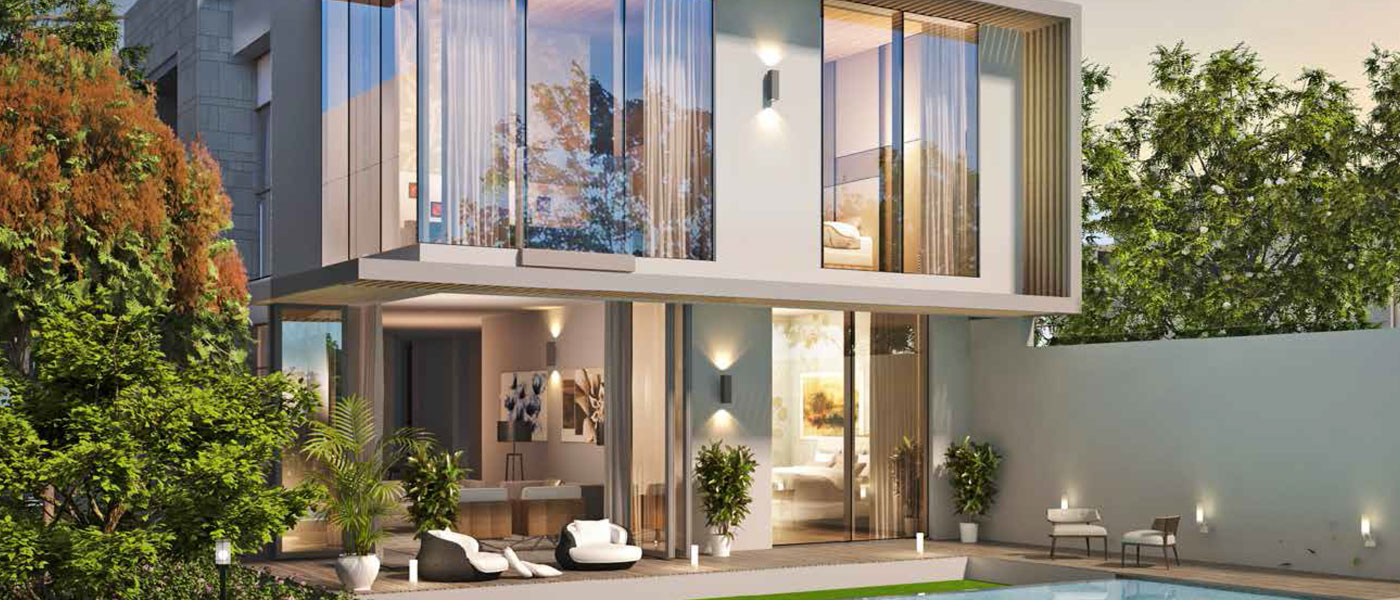 Sobha Hartland Gardenia Villas at MBR City, Dubai