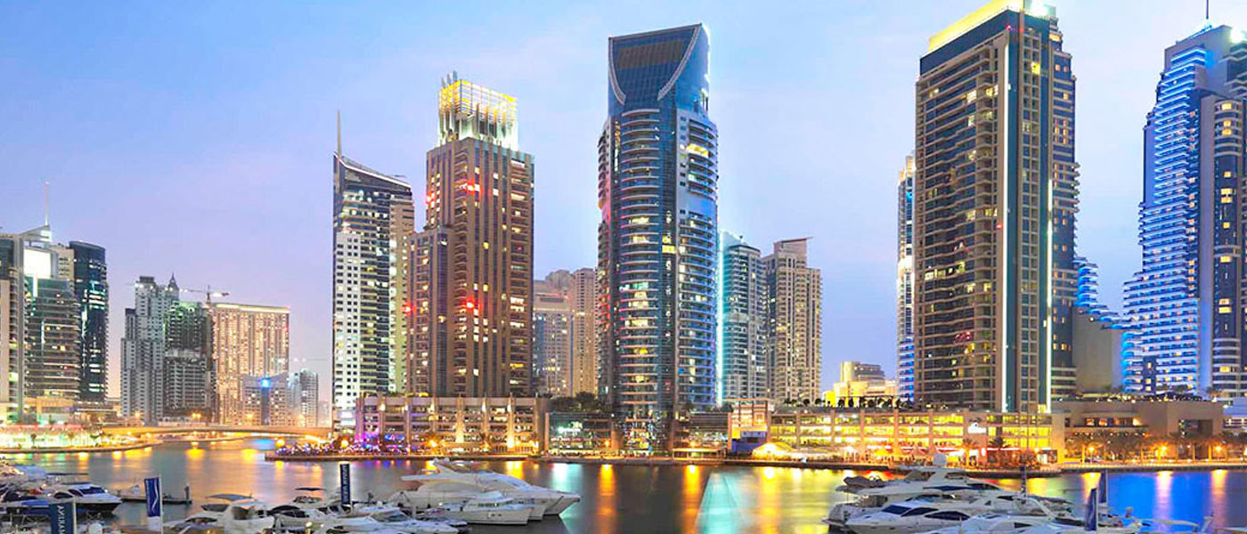 Marina Terrace by Damac in Dubai Marina