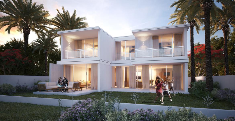 3,4 & 5 Bedrooms Villas in the heart of Dubai