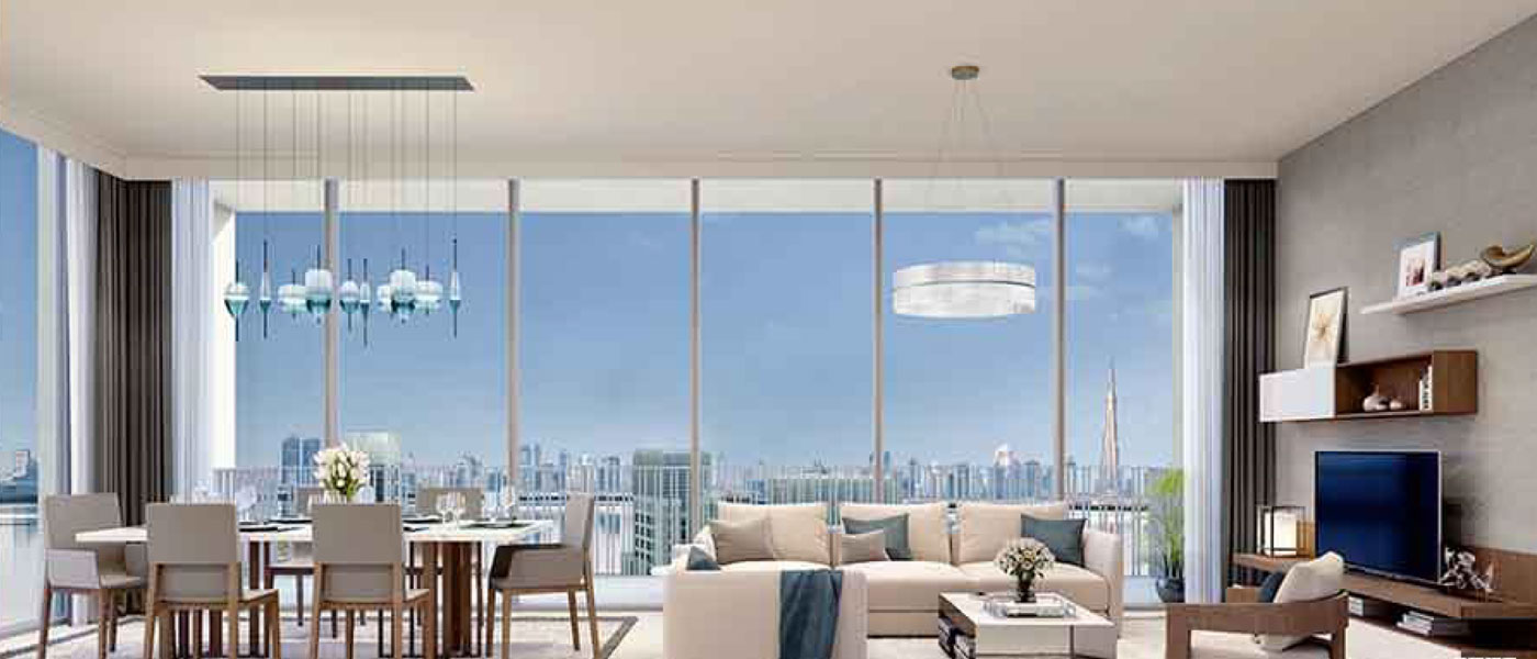 1, 2 &amp; 3 Bedrooms Apartments,<div><br></div><div>2 BR Starting From AED 1,870,888</div>