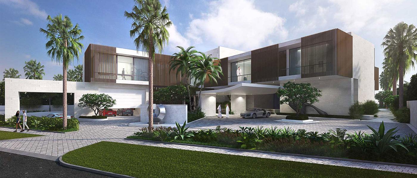 Emirates Hills Villas by Ellington Properties at Emirates Hills