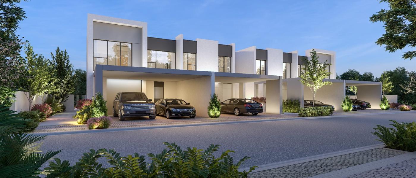 Offering Luxury 3 & 4 Bedroom Townhouses