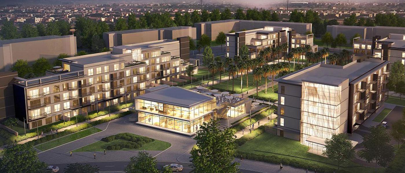 Olivara Residences by Palma Holdings at Dubai Sports City