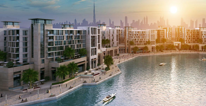 Dubai Wharf, Dubai Creek Harbour, Dubai